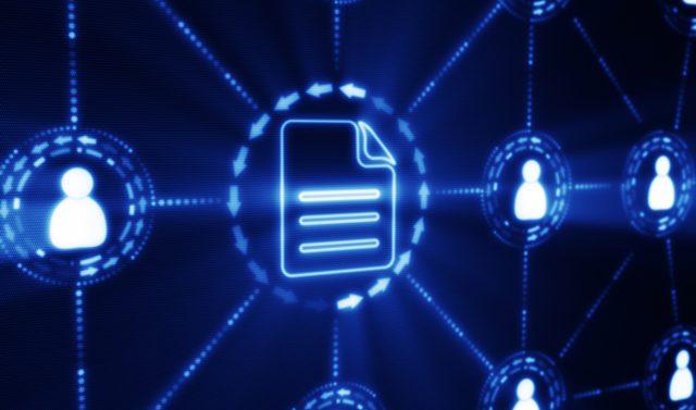 electronic document e-doc digital