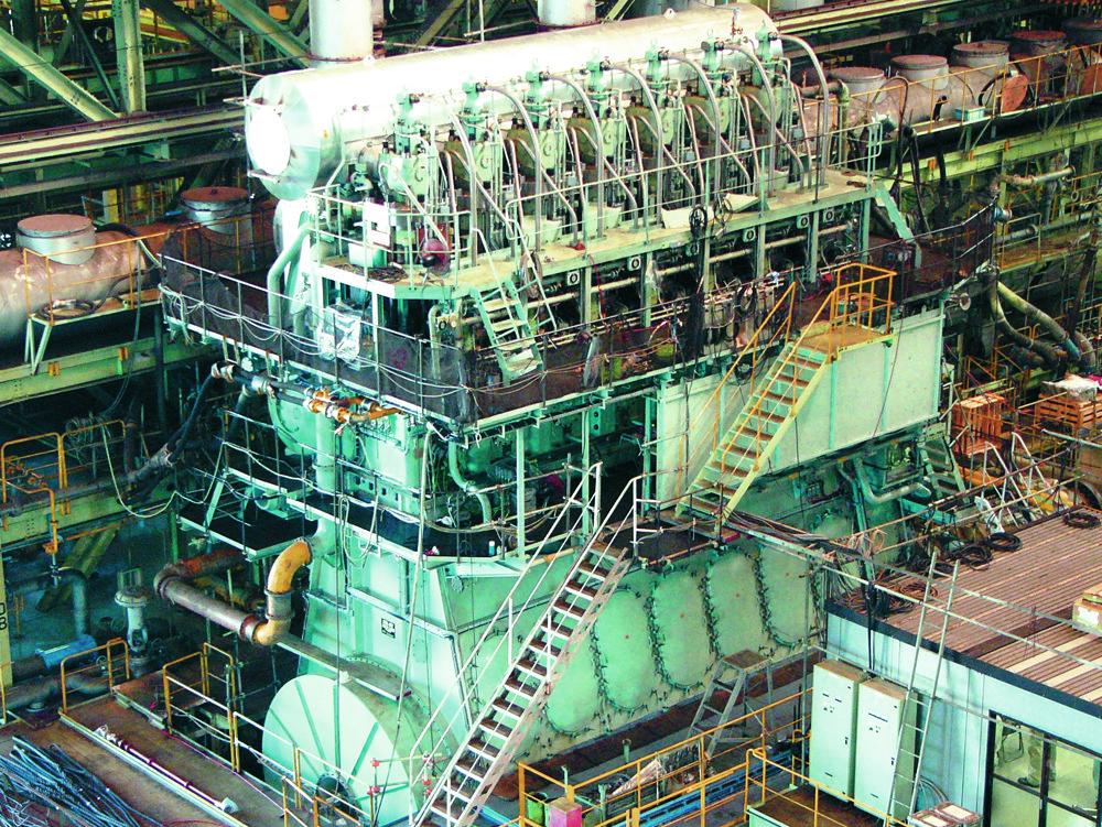 MAN B&W Diesel 7S70ME-C