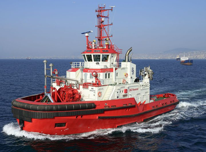 borgoy sanmar lng powered tugboat