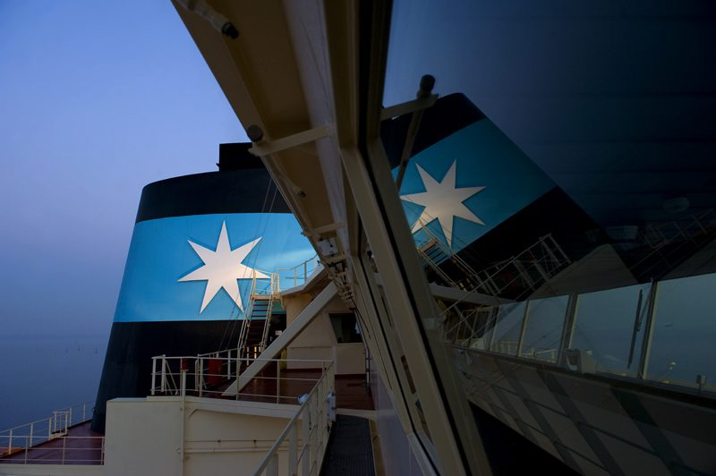 The Heartwarming Story Behind The Maersk Star Gcaptain