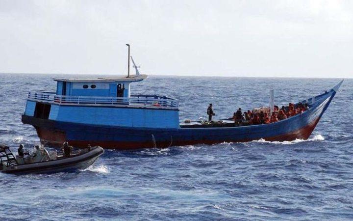 australia asylum seekers indonesia