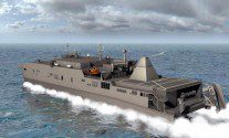 Will Black-Hulled Ships Become the U.S. Navy's New Best Friend?