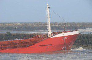 mv luna shipwreck france
