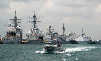 Singapore Manager Pleads Guilty in U.S. Navy Fraud Scheme