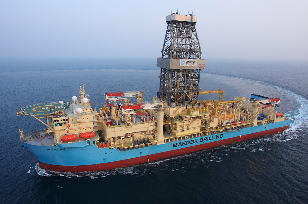 maersk viking drillship