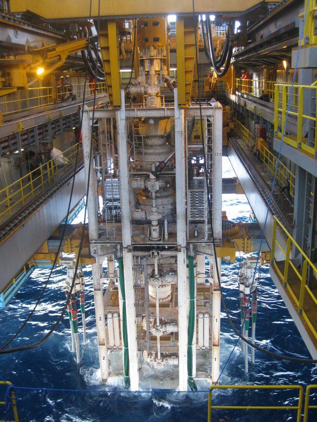 maersk drilling blowout preventer bop