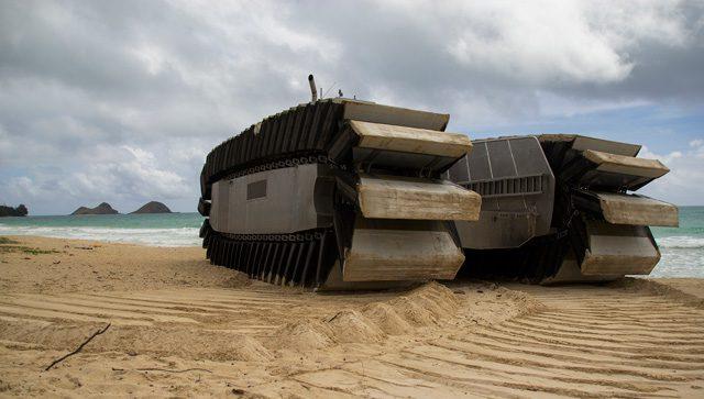 Ultra Heavy-Lift Amphibious Connector (UHAC)