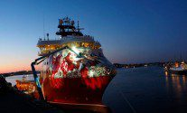 Video: Ocean Art – The North Sea's Most Stylish PSV