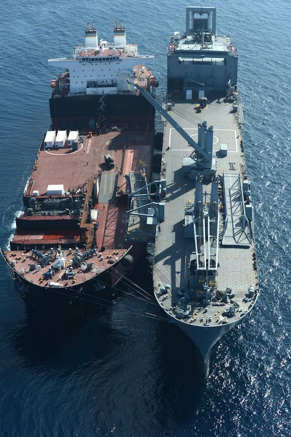 LCAC, MLP, USNS Montford