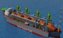 Golar Awards Keppel Another Huge LNG Carrier Conversion Contract