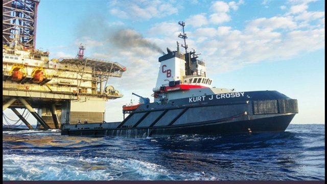 kurt j crosby tugboat ensco 8502