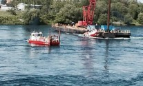 Two Tugs Sink on St. Lawrence River Near Cornwall