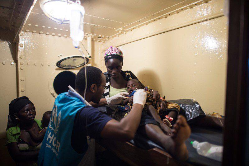 UNHCR Dr. Kahindo Maina
