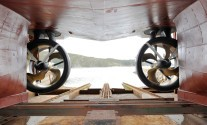 Rolls-Royce Unveils Permanent Magnet Azimuth Thruster at NorShipping