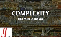 LOOK – Close Look At The Complexity Of An FPSO [PHOTO]