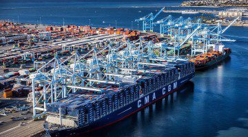 CMA CGM to Build World's Largest Containerships at Chinese Yards -China Daily