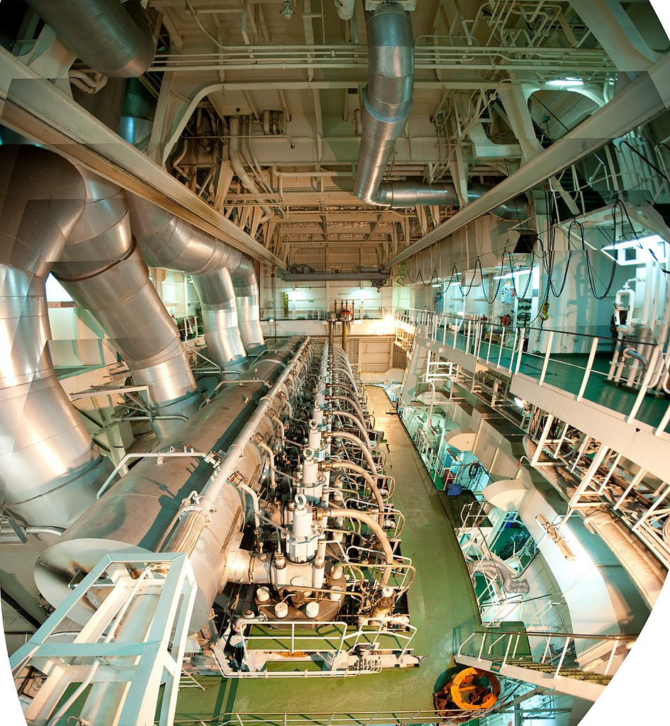 SPOTD: 6 Incredibly Ultra Wide Engine Room Panoramic ...