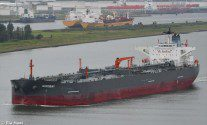 Tanker Has Tough Time Navigating Mississippi River Near New Orleans