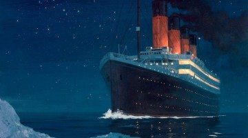 On 105th Anniversary of Titanic Sinking, You Can Now Watch the Disaster Unfold in Real-Time