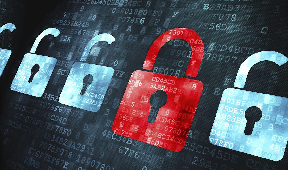 Digital Security Graphic