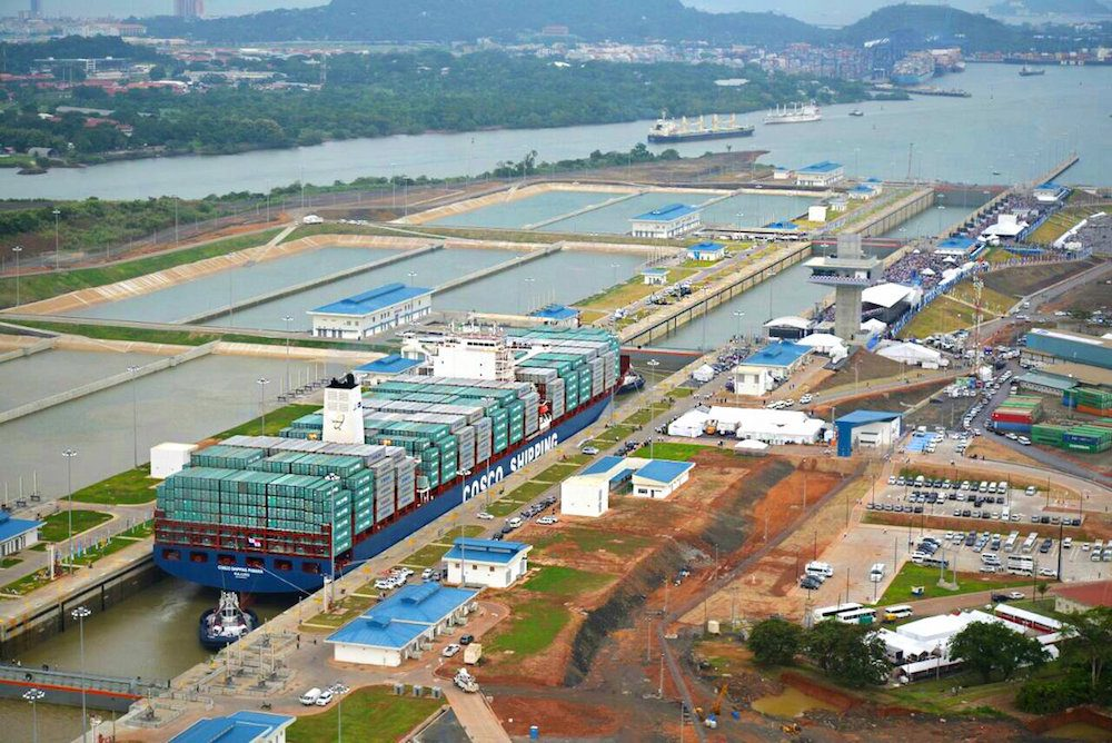 Maersk Line 'Likely' to Send Larger Ships to Expanded Panama Canal