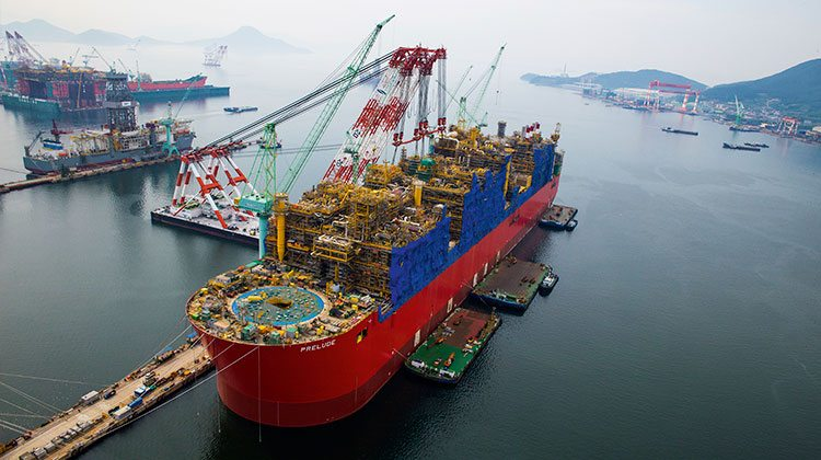 Image result for prelude flng