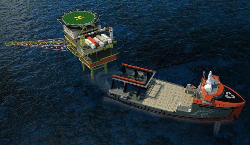 Image credit: Damen Shipyards Group