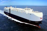 Volkswagen to Charter Two LNG-Powered Car Carriers
