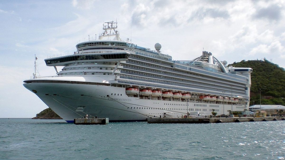 Carnival's Princess Cruises to Pay Record $40 Million Over ...