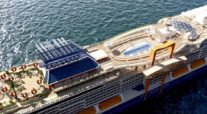 Royal Caribbean Jettisons Balconies And Adopts RFID Tracking In New Celebrity Edge Class Design