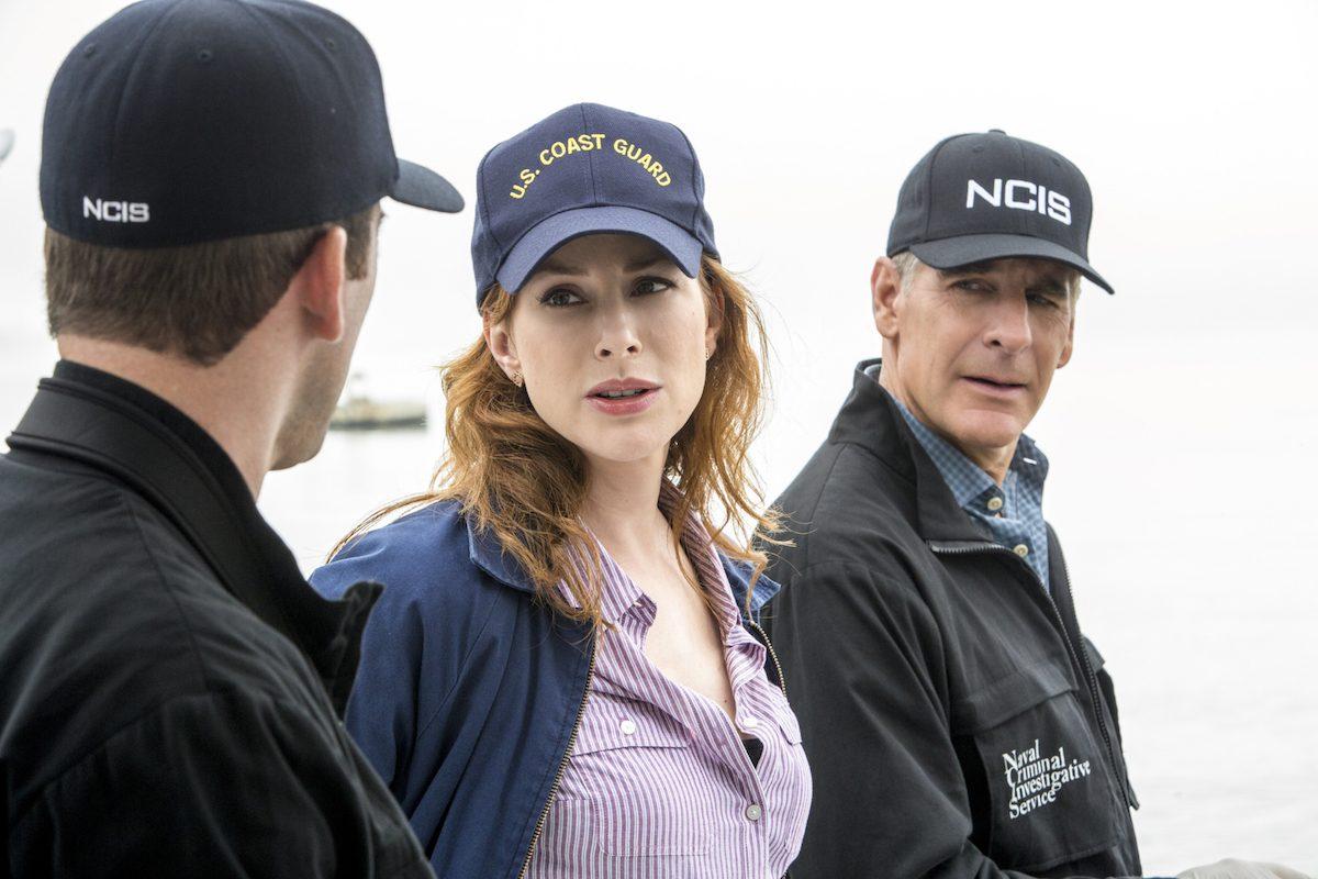 Diane Neal As USCG Agent Abigail Borin CGIS