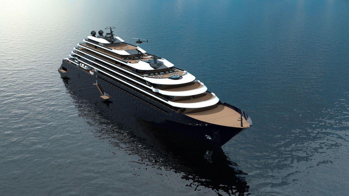 ritz carlton cruise ship