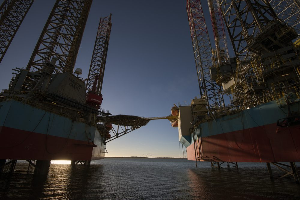 maersk jack-up rig
