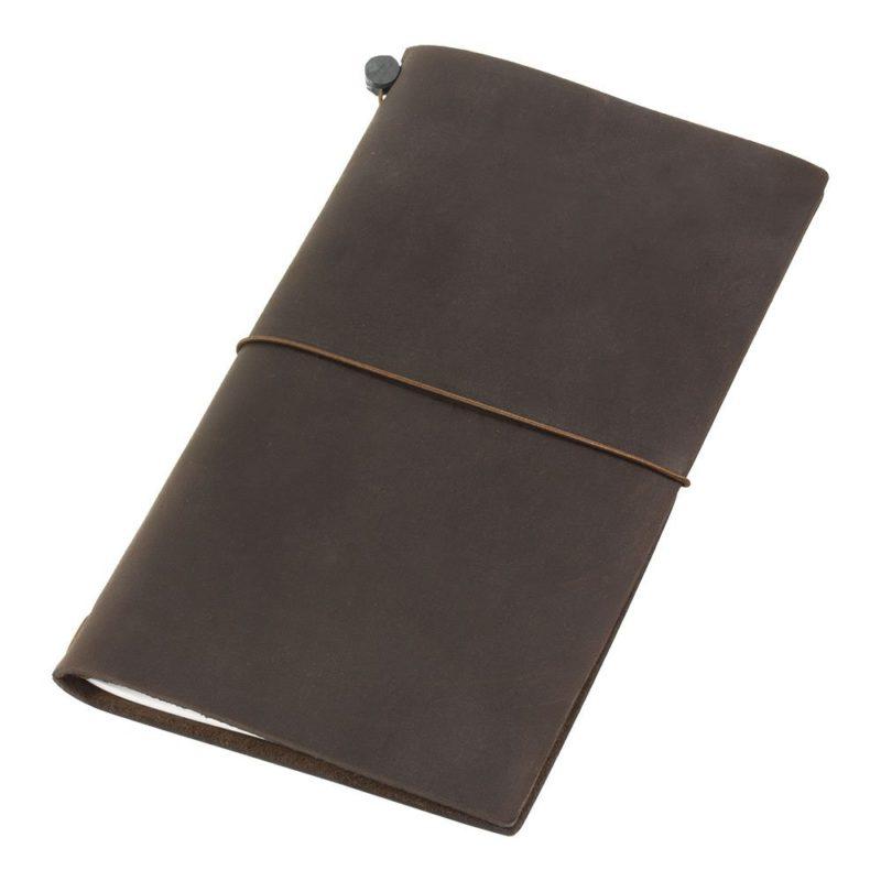 Midori Traveler's Notebook Brown Leather