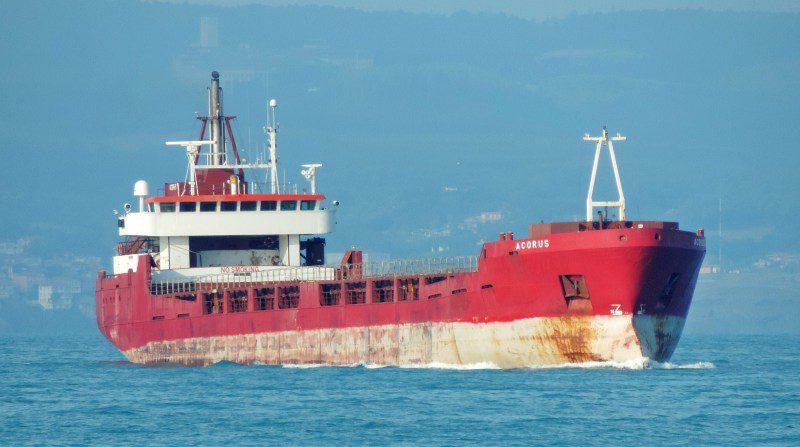 cargo ship banned paris you