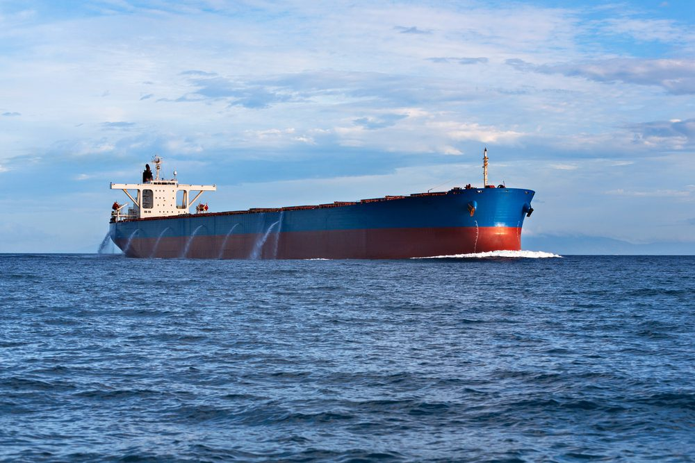 bulk carrier ballast water