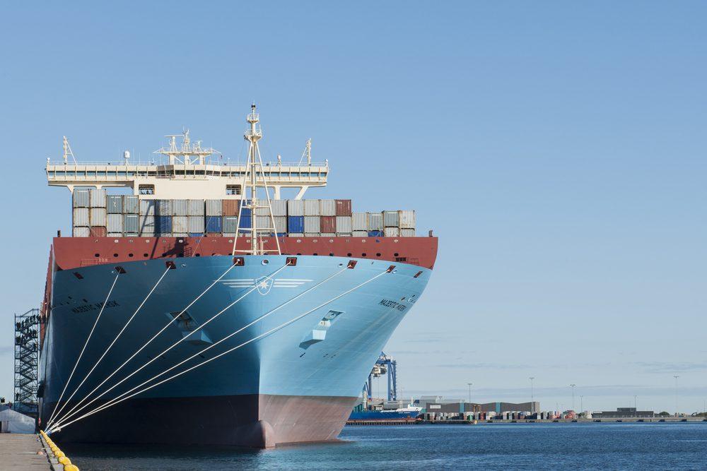 MV Majestic Maersk