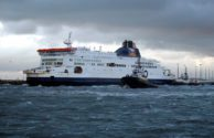 Dover-Bound P&O Ferry Runs Aground in Calais