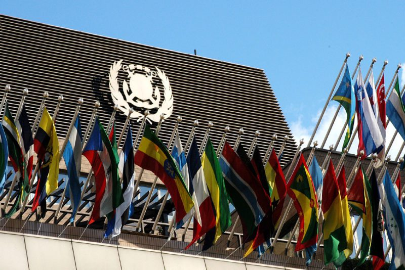 IMO Headquarters london