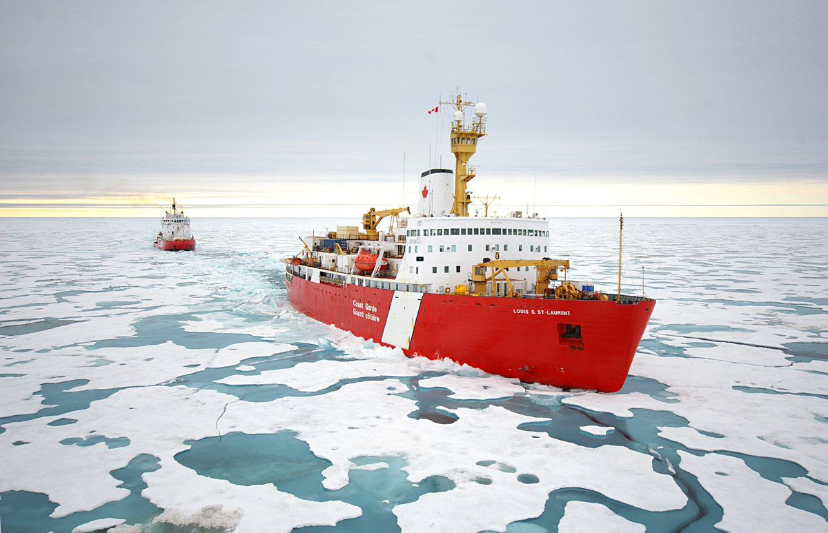 CCGS Louis S. St-Laurent