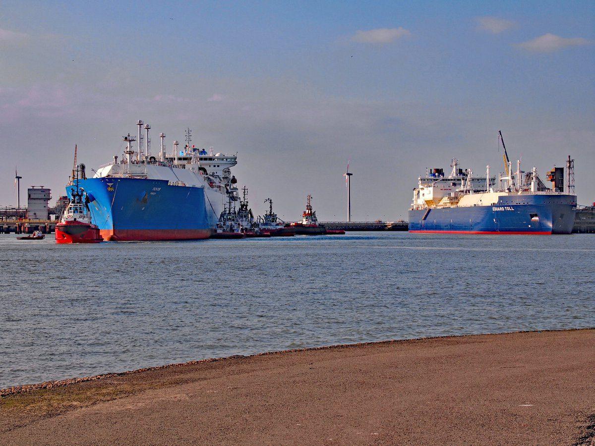 yamal transfer in zeebrugge