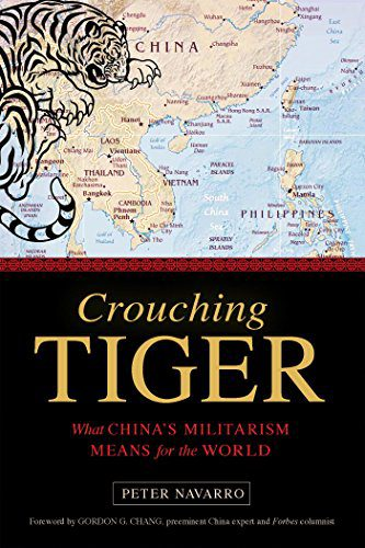 Crouching Tiger Book by Peter Navarro