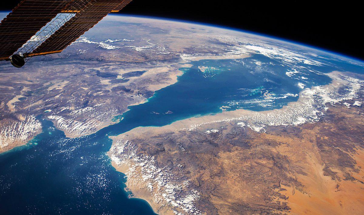 Bab-el-Mandeb strait