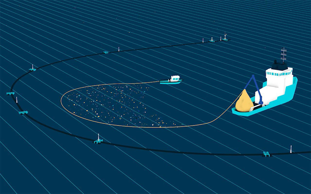 Maersk Supply Service AHTS Selected to Deploy World's First Large-Scale  Ocean Plastic Cleanup System – gCaptain