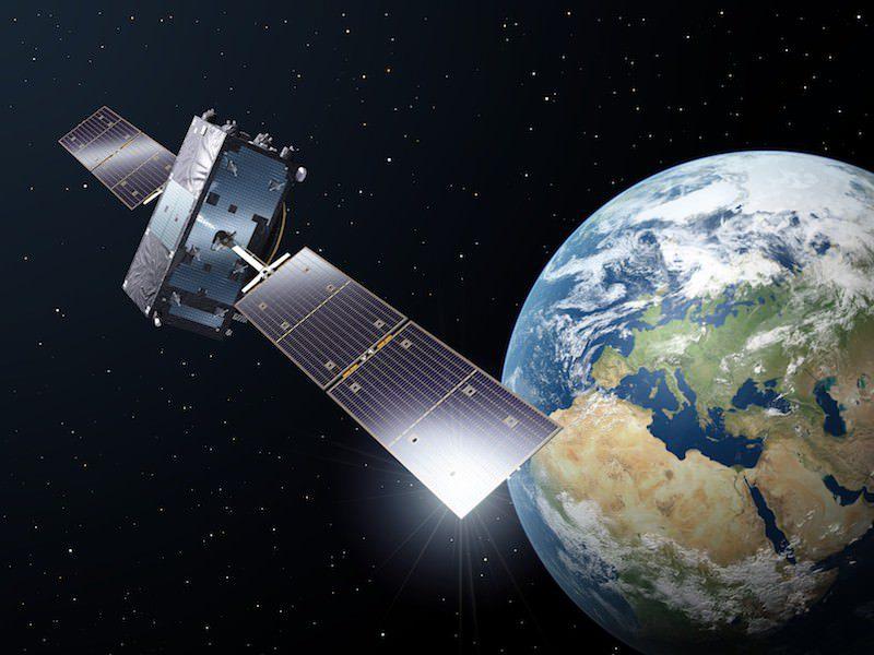 EUGalileo gnss global positioning satellite
