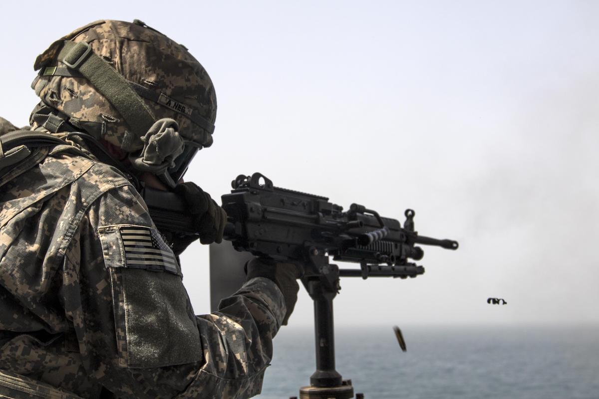 army mariner training