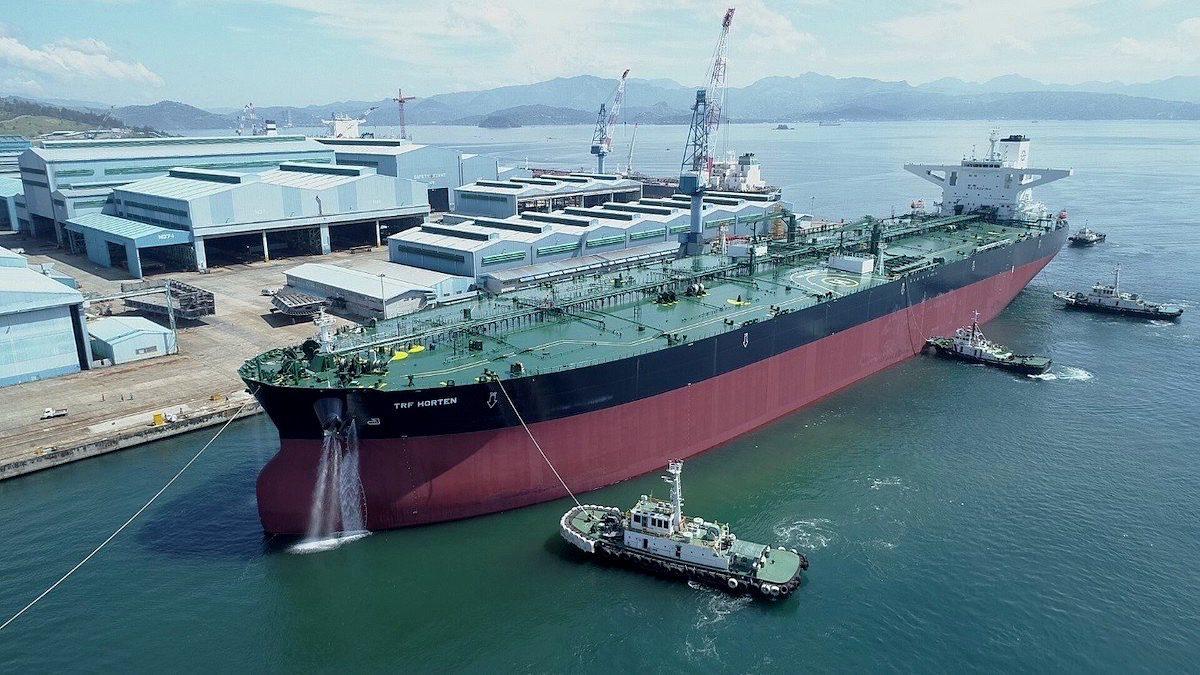 Hanjin Philippines shipyard