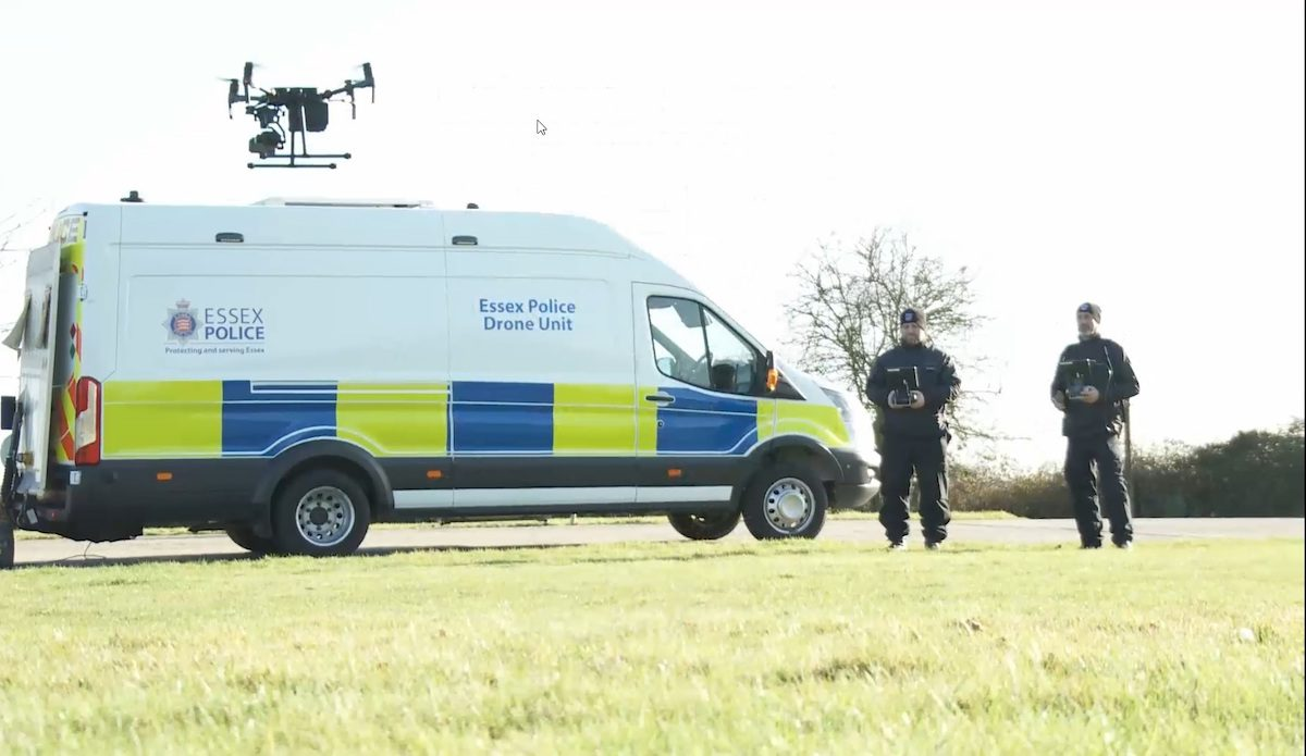 essex police drone unit