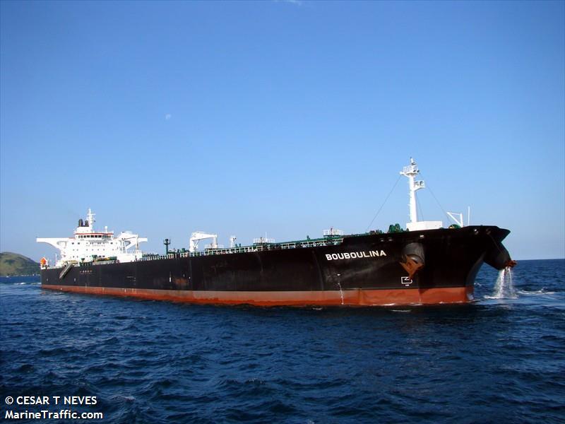 BOUBOULINA tanker