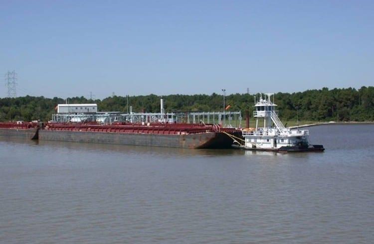 kirby tank barge